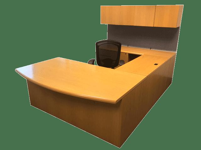 Executive Desk U-Shaped, Kimball