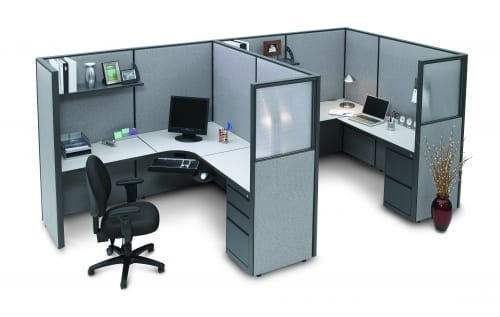 Spacemax Used Office Furniture Chicago Store Cubicle Concepts